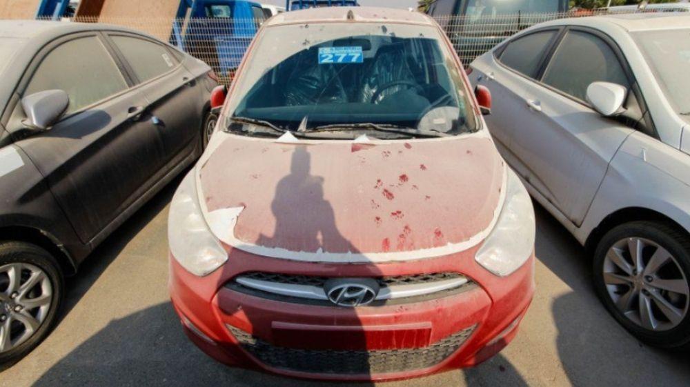 Hyundai i 10 a vend