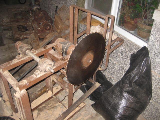Циркуляр за дърва