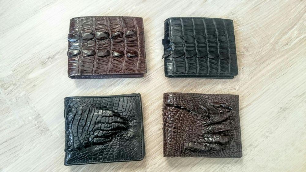 584f42ab85a9 РАСПРОДАЖА!!! Портмоне мужское из натуральной кожи крокодила: 22 000 ...