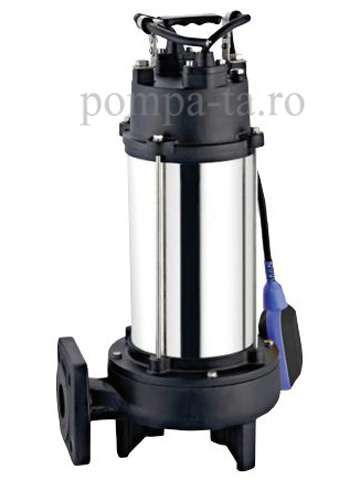 Pompă submersibilă cu tocător IBO KRAKEN 1800DF (Produs nou)