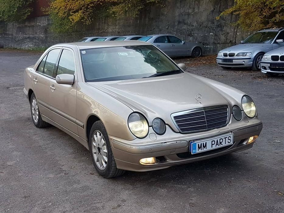 Mercedes e320 cdi w210 FACELIFT 197к.с. седан автоматик на части !