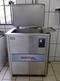 Máquina electrica de sorvete