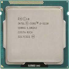 CPU core i3-3220 3.30GHZ terceira geracao