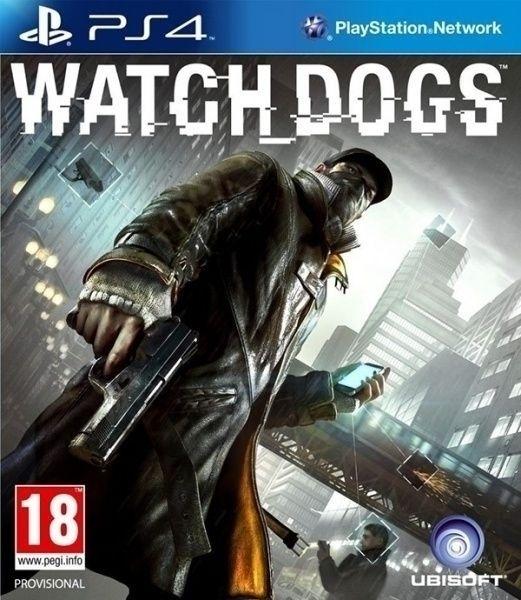 Watch Dogs [PS4] магазин GAMEtop \ возможен обмен