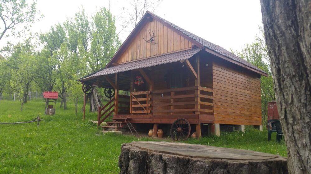 Vanzare  casa  1 camere Valcea, Racovita  - 29000 EURO