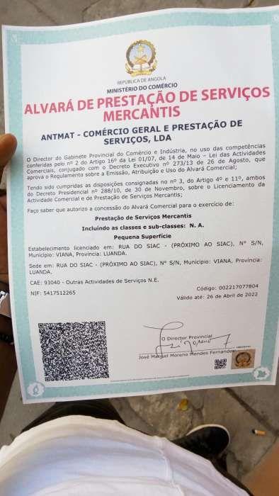 Alvara & Constituição de Empresas Ajudo te a ter a sua empresa legaliz