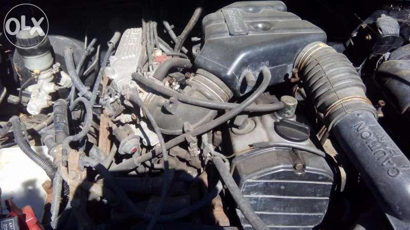 Двигател цял за Дайхатсу Фероза/спортрак Daihatsu Feroza