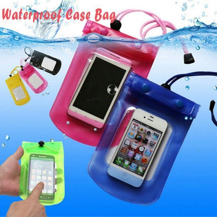 Husa subacvatica waterproof cu touch impermeabila pt orice telefon