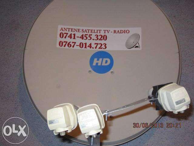Antene satelit fara abonamen -ACCESORII