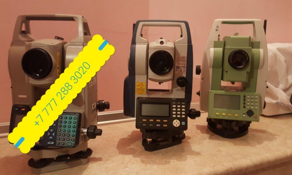 ТАХЕОМЕТР в аренду Leica TS06+, TS09, ts02, tc407, теодолит, геодезия