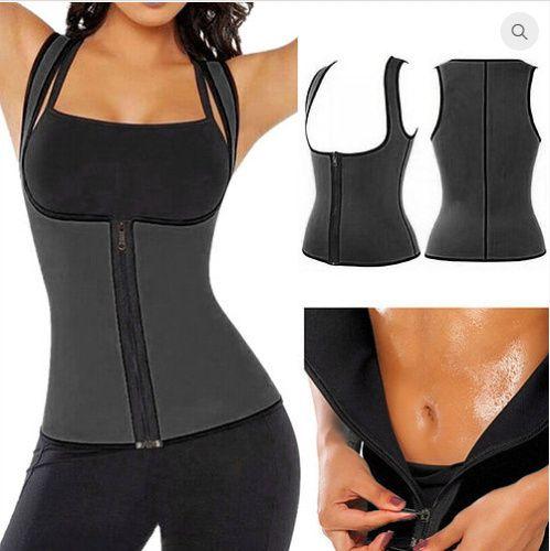 Colete modelador corporal para mulher