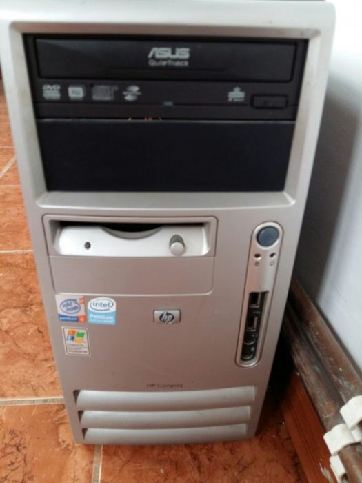 Unitate pc hp Intel e 5200 core 2 duo 250 gb hdd 3gb ram