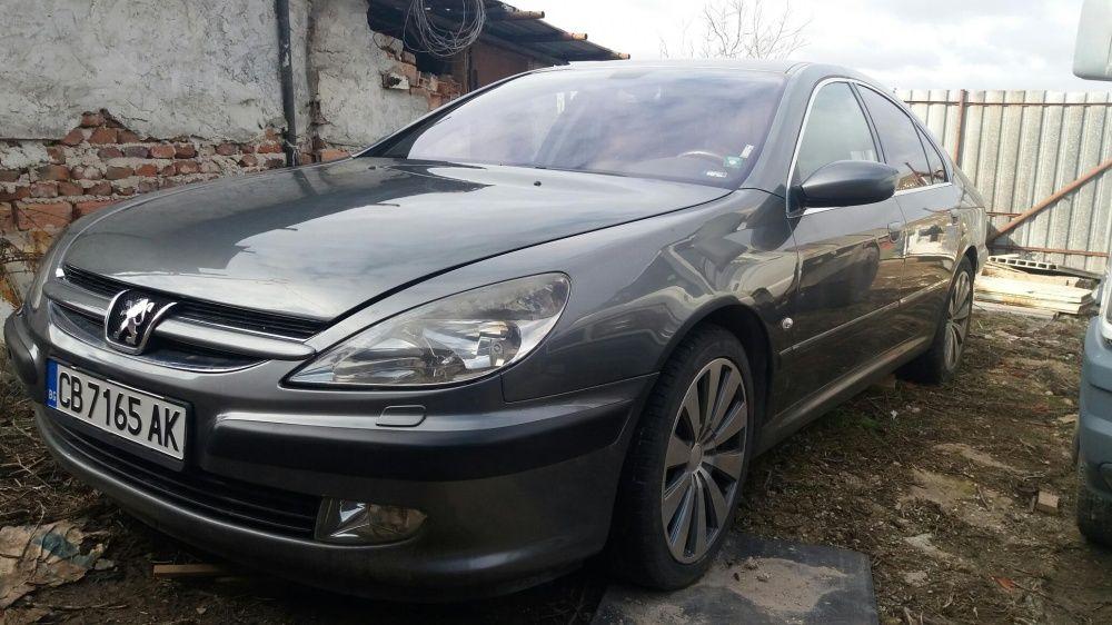 Peugeot 607 2.2 HDI на части Ниски цени