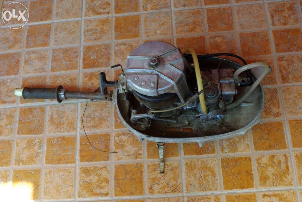 motor barca HN 125 VEB