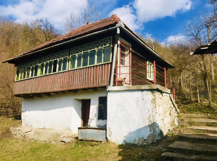 Vanzare  casa  2 camere Alba, Ocolis  - 23900 EURO