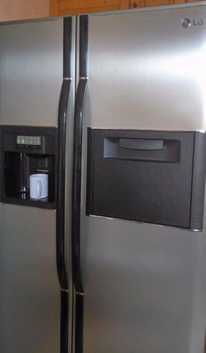 Хладилник с Ледогенератор LG