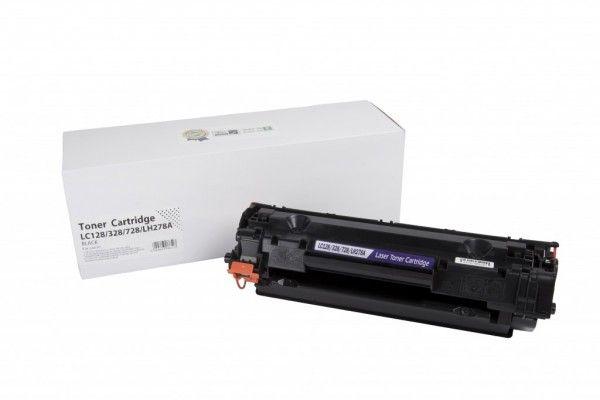 Чисто нови съвместими тонер касети HP 78A, CE278A / CANON CRG-726 / CR