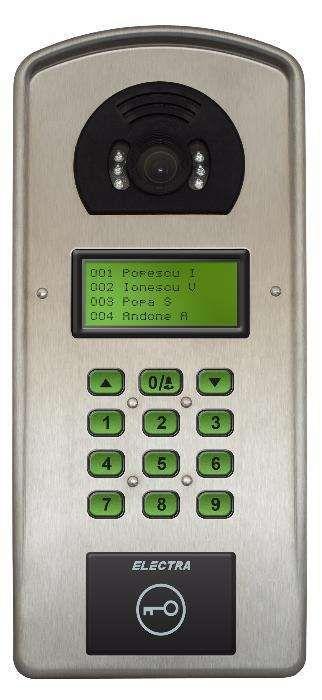 Interfon,cartele Electra montaj reparati .Instalatii electrice