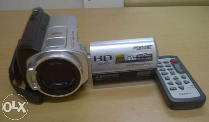 Vand Camera Video Full HD Sony HDR-SR5 E HDD 40GB