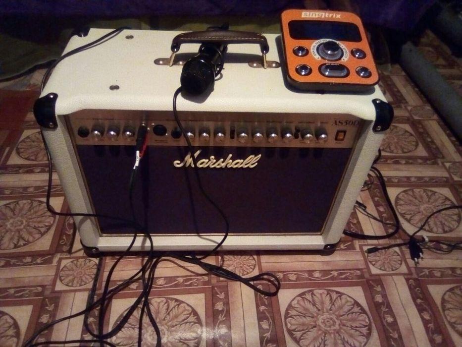 Amficador de guitarra Marshall a venda