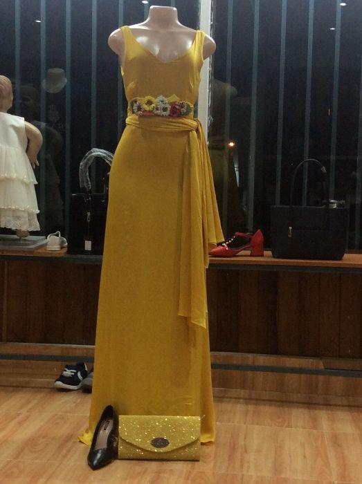 Vestido de gala Top Top