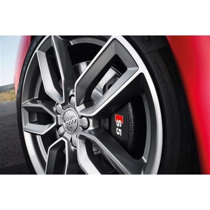 Sticker Etriere Audi S5 Alb