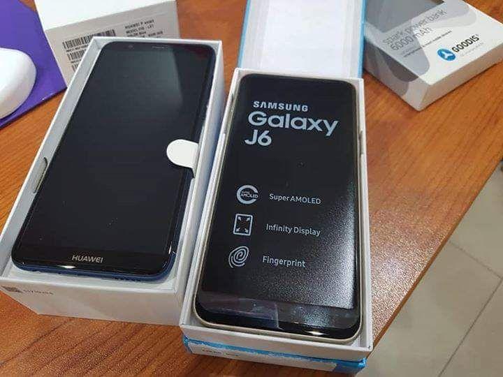 Samsung J6 2018/novos na caixa !