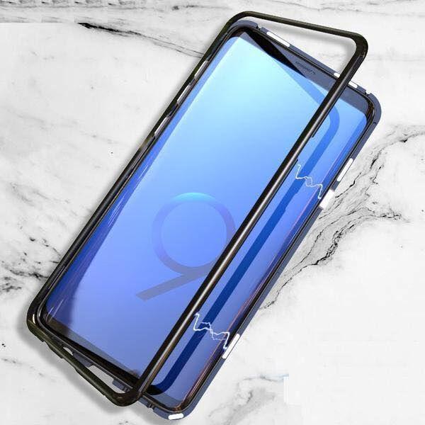 Husa Samsung S9 360 grade - inchidere prindere Magnetica