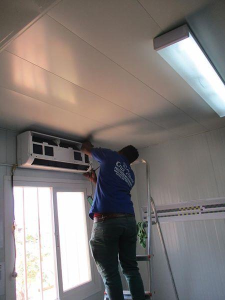 Reparação e assistencia técnica de ar condicionado