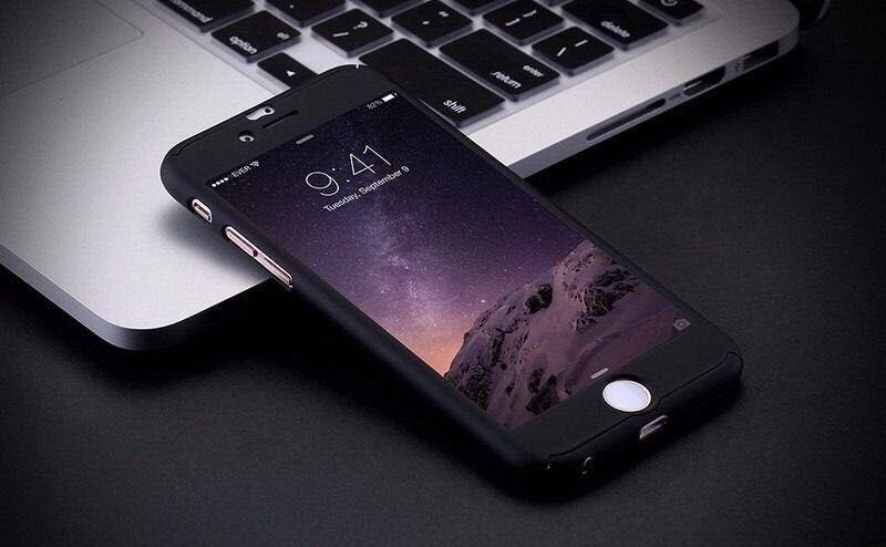 Husa 360 Grade iPhone 5, 5s, SE