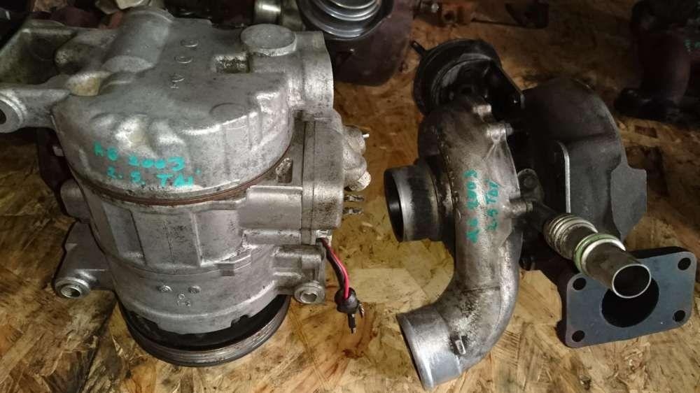 Turbo turbina / compresor aer conditionat audi A6 si A4 2.5 tdi