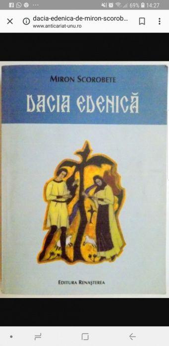 Dacia Edenica de Miron Scorobete