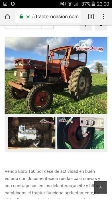 Dezmembrez tractor Ebro