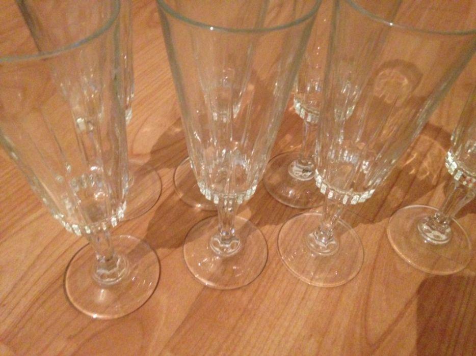Pahare de Șampanie vintage