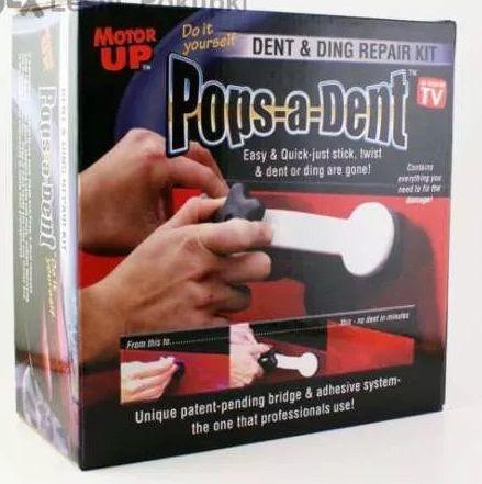 Pops a Dent - Уред за изправяне на вдлъбнатини по купето на автомобил