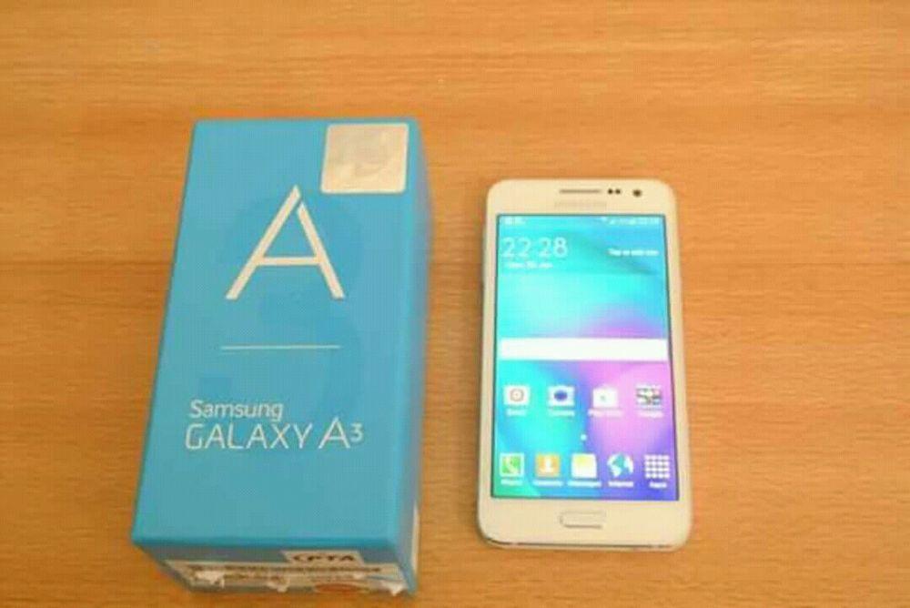 Samsung galaxia A3 disponivel