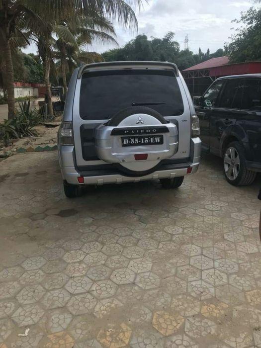 Mitsubishi Pajero a venda