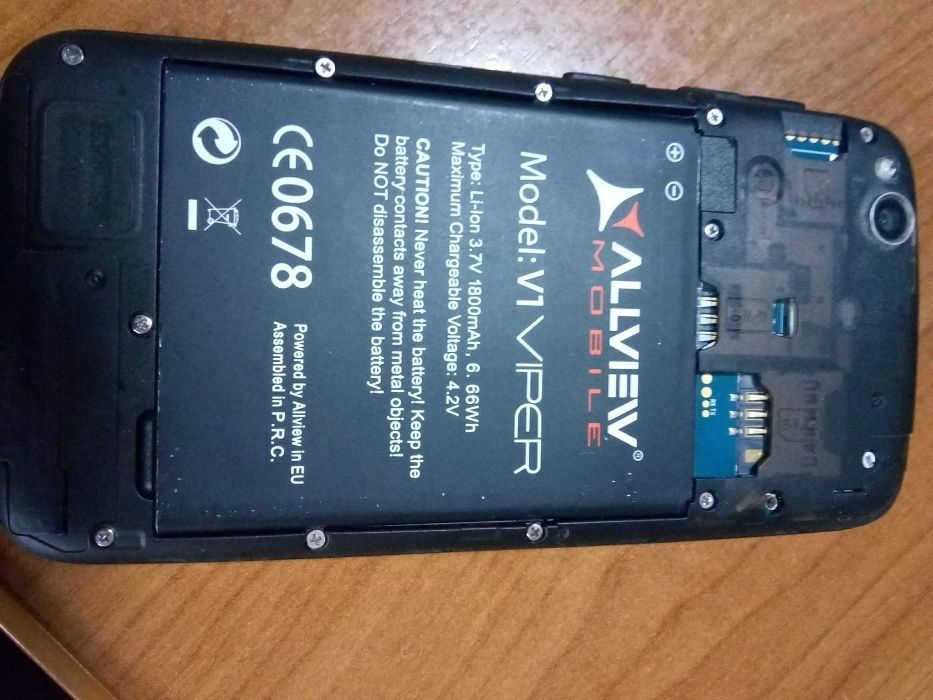 Vand/Schimb Telefon nefunctional pentru piese Allview V1 Viper