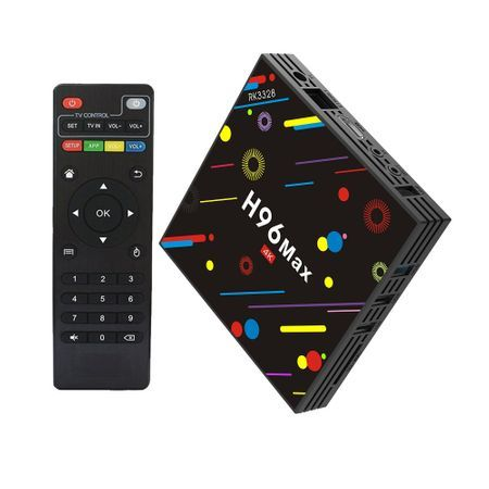 TV Box H96 Max 32 GB