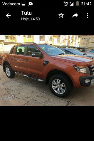 Ford Ranger Wildtrack Alto-Maé - imagem 2