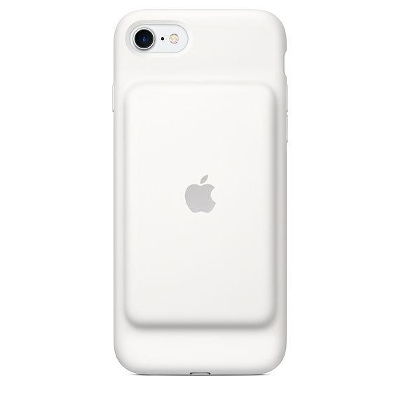 Capa de Bateria para iPhone 7 - Branco