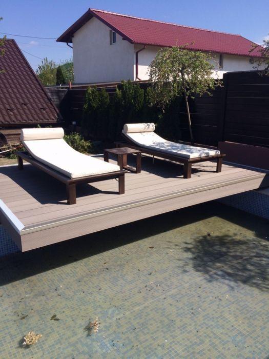 Sezlong piscina