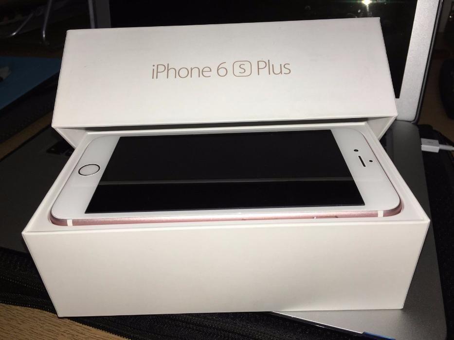iphone 6s plus selado