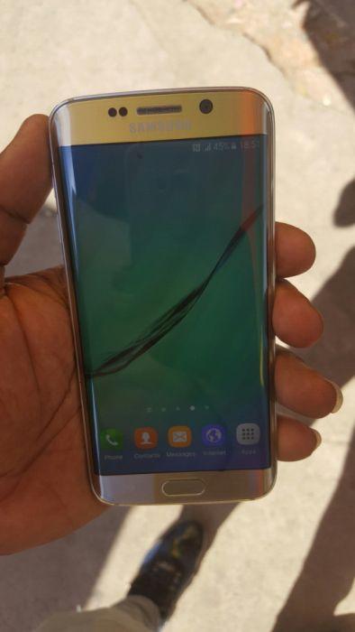 Galaxy S6edge cline