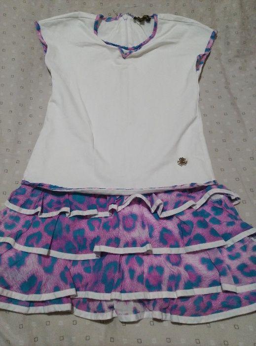 Дрешки за момиче 4-5-6г рокля панталон пола