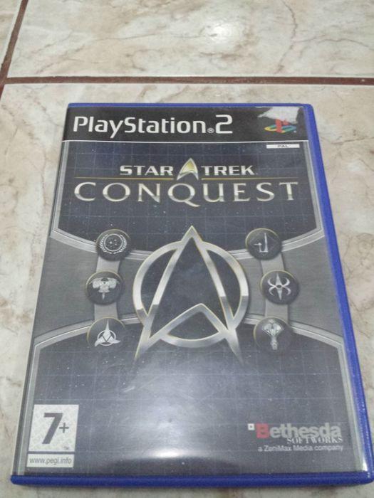 Joc PS2 Playstation 2 Star Trek Conquest DVD