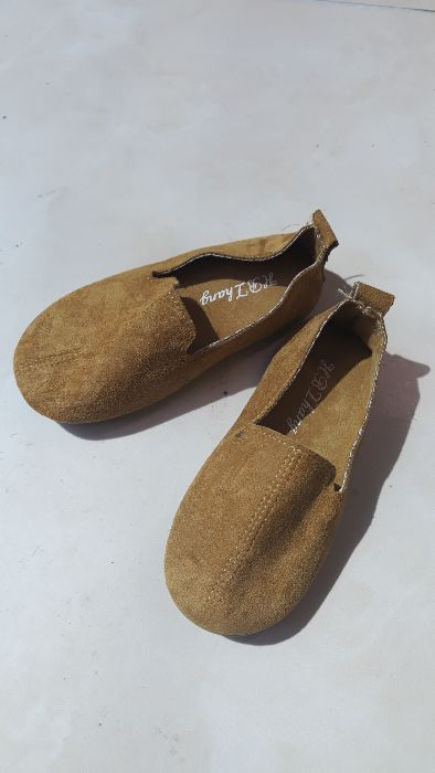Страхотни обувки тип мокасина
