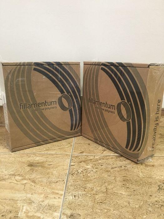 PLA , ABS и други висококачествени материали от FILLAMENTUM, filament