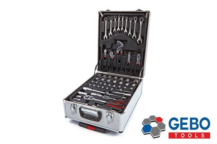 Trusa scule tip valiza portabila 599 piese GBH8260 Cluj-Napoca - imagine 2