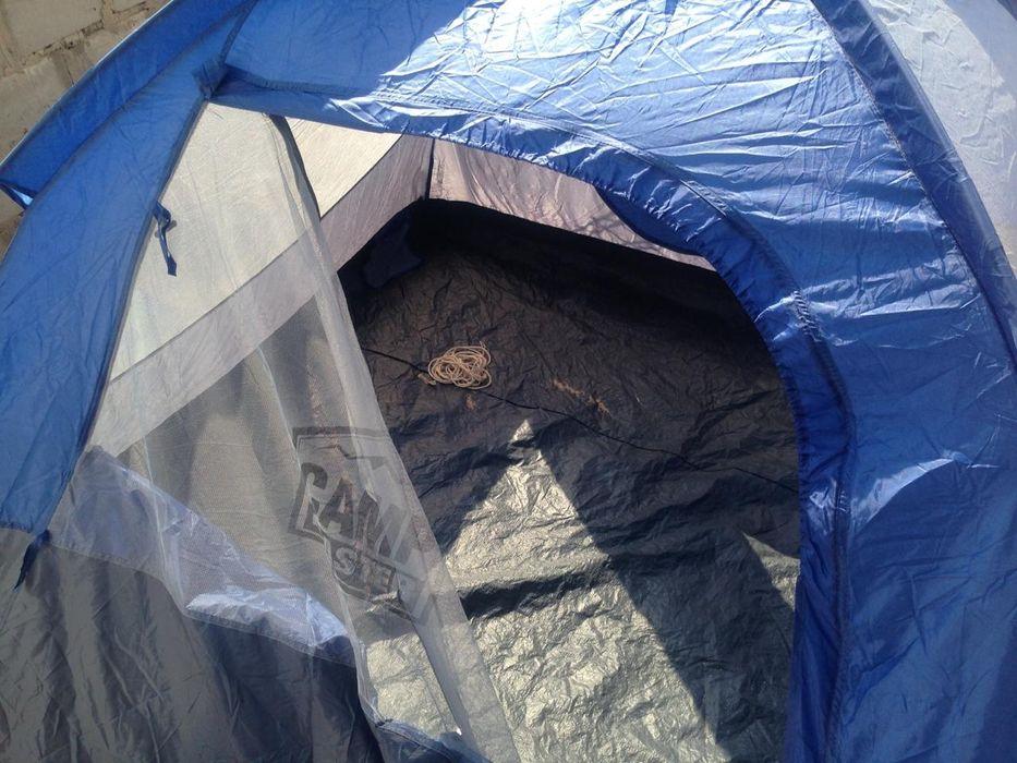 Tenda para acampar